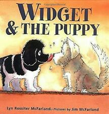 Widget And The Puppy por Mcfarland, Lyn Rossiter