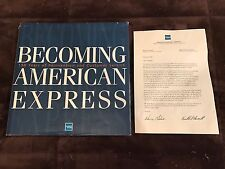 Becoming American Express 150 Years of Reinvention and Customer Service 1999!