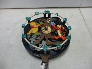 Disney Winnie the Pooh Musical Wall Clock