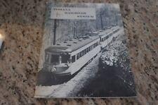 Indiana Railroad System  CERA Bulletin #91 Central Electric Railfan Assn