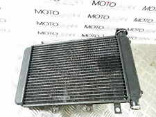Triumph TT600 02 radiator with fan in good condition