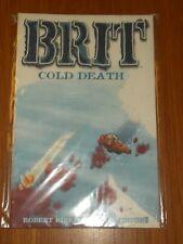 BRIT: v.2 Cold Death Image Comics (Paperback, 2003) 0985300086