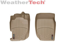 WeatherTech DigitalFit FloorLiner - 1998-2002 - Honda Accord Coupe - Tan