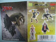 Yujin The Legend of Zelda figure nintendo game gashapon Twilight Princess Link