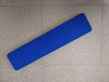 New Blue Computer Keyboard Wrist Rest Support Comfort Made in Taiwan
