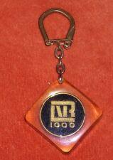 Porte-clé Keyfob Bourbon Spécial anniversaire Ville ROUBAIX DIJON 1966 1000 AN ?