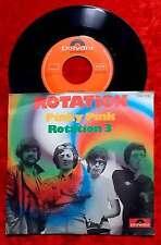 Single rotazione: Pinky Rosa (Polydor 2041 176) D 1971