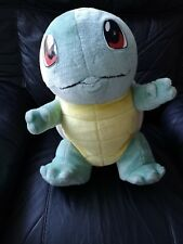 Play by play large squirtle plush toy