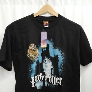 NOS NWT Vintage Harry Potter 2000 Boys Kids XL 14/16 Cotton Movie T-Shirt Chest