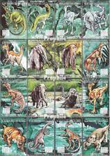 Libya 2225-2240 unmounted mint / never hinged 1995 Prehistoric Animals
