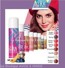 BAUME à Levres HYDRATANT & Parfumé COLOR TREND lips Balm AVON
