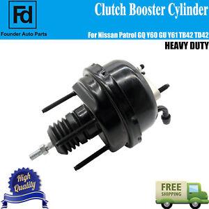 Clutch Booster Cylinder For Nissan Patrol GQ Y60 GU Y61 TB42 TD42 Heavy Duty
