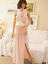 New nude pink slinky stretch maxi dress Evening Grecian Party Cocktail 14 16 18