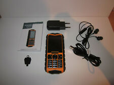 RARE TELEPHONE OUTDOOR IP68 HYUNDAI Strong 2.4'' 64 Mo DOUBLE SIM RESEAU GSM 2G