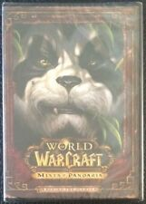 WORLD OF WARCRAFT - MISTS OF PANDARIA BEHIND THE SCENES DVD BRAND NEW AND SEALED