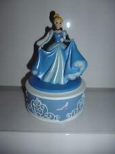 Disney Cinderella Precious Moments Spieluhr & Enesco Spieluhr