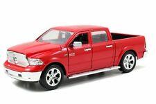 JADA JUST TRUCKS 2014 14 DODGE RAM 1500 PICK UP TRUCK RED 1/24 DIECAST 54039