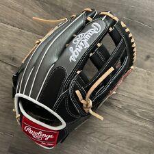 "Rawlings Heart Of The Hide Hyper Shell 12.75"" Baseball Glove NWT PRO30396BCF RHT"