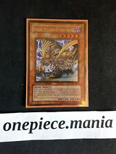 Yu-Gi-Oh! Gold, Wu-Lord Of Dark World Limited Edition GLD1-EN024 Gold Rare
