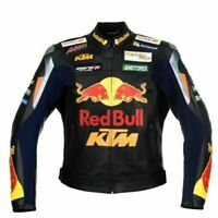KTM Motorcycle Leather Jacket-Motorbike Racing Jacket MotoGP