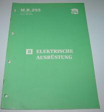 Werkstatthandbuch Renault Clio I elektrische Ausrüstung Stand 1990!