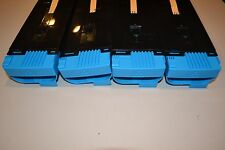 4 PACK Toner Cartridge for  Xerox Docucolor 240 242 250 252 260 CYAN