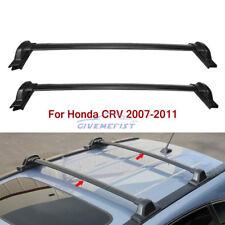 Roof Rack Cross Bars for 2007 2008 2009 2010 2011 Honda CRV Aluminum Pair Set