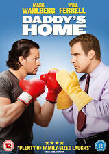 Daddy's Home DVD Mark Wahlberg Will Ferrell Comedy 92m