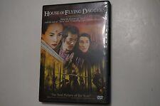 House of Flying Daggers (DVD, 2005)