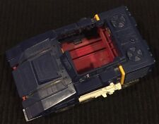 1989 HASBRO G1 TRANSFORMS MICROMASTERS GROUNDSHAKER VEHICLE!  AS PICTURED.