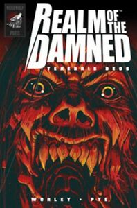Realm Of The Damned - Tenebris Deos (Hardback) (NEW BOOK)