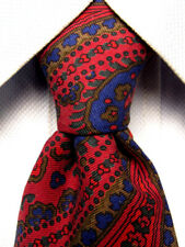 Liberty of London Red Silk Tie A2618