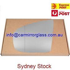 LEFT PASSENGER SIDE MIRROR GLASS FOR BMW X5 X6 E70 E71 2007 - 2013