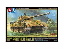 TAMIYA 32597 Panther Ausf D Tank 1:48 Plastic Model Kit