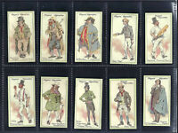 PLAYER - CHARACTERS FROM DICKENS (1923) - FULL SET OF 50 CARDS