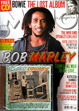 MOJO #274 09/2016 BOB MARLEY; 1974 Reggae Revolution + JAMAICAN EXPLOSION CD New