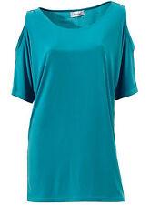 3/4 Arme Damenblusen,-Tops & -Shirts mit Jersey für Freizeit ohne Mehrstückpackung