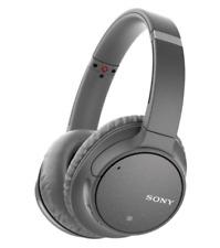 Sony Bluetooth Noise Canceling Over the Eear Wireless Headphones - Black (WHCH700N)
