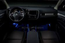 2016 GENUINE MITSUBISHI OUTLANDER BLUE INTERIOR LED FLOOR LIGHTING MZ360414EX