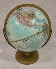 "Vintage Replogle Globe, ""World Ocean Series"", 12""  ""USSR"" Great decor!"