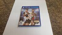 EA Sports UFC 2 (Sony PlayStation 4, 2016)