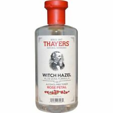 Thayers Rose Petal Witch Hazel Alcohol Toner With Aloe Vera 355ml