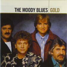 2x CD - The Moody Blues - Gold - #A3718