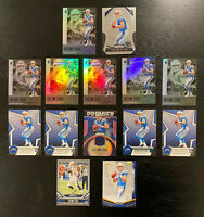 Easton Stick 2019 Rookie Lot 14 Cards~Inserts Panini Jersey/Patch SP Chargers RC