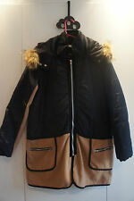 Unbranded Hip Length Down Coats & Jackets for Women