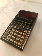 TI Texas-Instruments SR-51-II, ohne Akku, ungeprüft