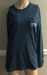 Alabama Crimson Tide Womens Chamption Dark Green Long Sleeve T Shirt Size Small