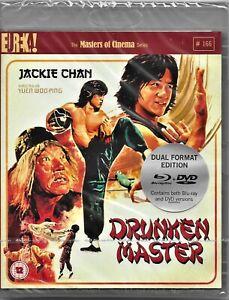 Drunken Master [Masters of Cinema] All Regions Inc Registered Post