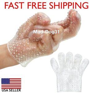 Hot Sex Gloves Adult Games Erotic Toy Men Bate Bator Glove Masterbate Woman S&M