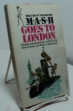 M*A*S*H Goes to London by R Hooker & W E Butterworth  - MASH